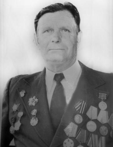 Селиванов Иван Евтеевич