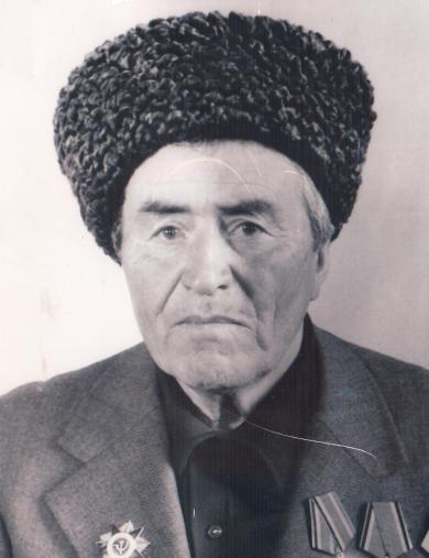 Черкесов Магомед Докаевич
