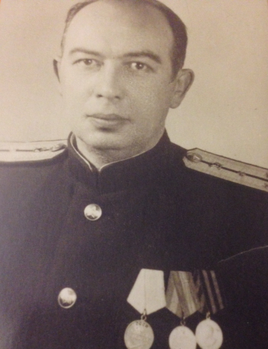 Выборнов Николай Иванович