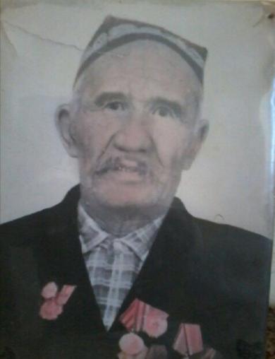 Юсупов Искандер