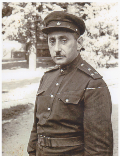 Беренштейн Саул Анатольевич