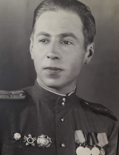 Шитиков Иван Семёнович
