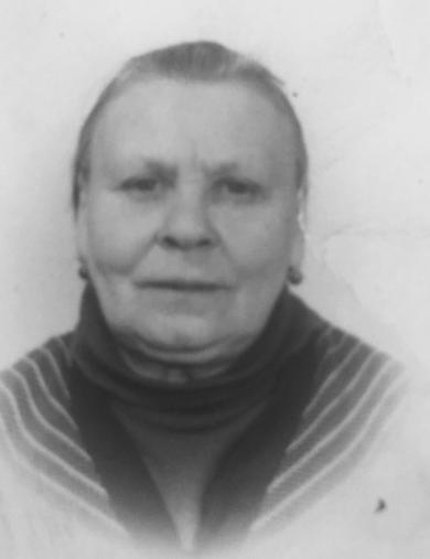 Шемелёва Евдокия Сергеева