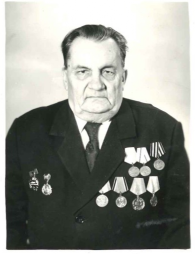 Знаменский Петр Гаврилович