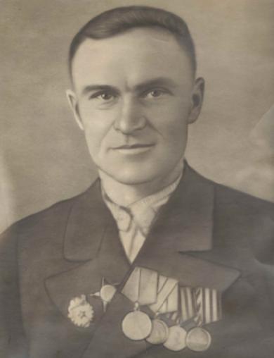 Пазухин Фёдор Дмитриевич
