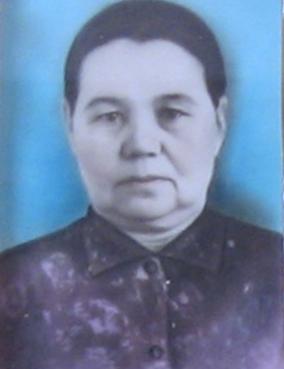 Гордейчук Варвара Ивановна