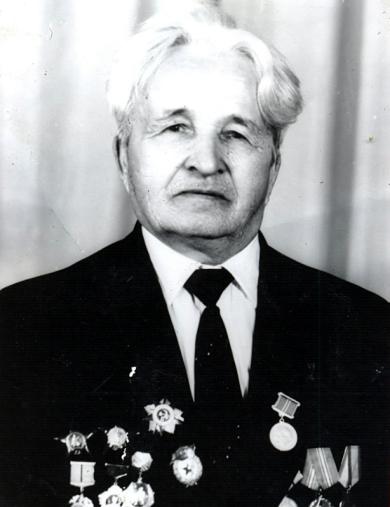 Девятияров Василий Петрович