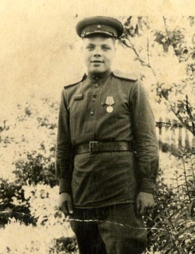 Егоров Михаил Тихонович