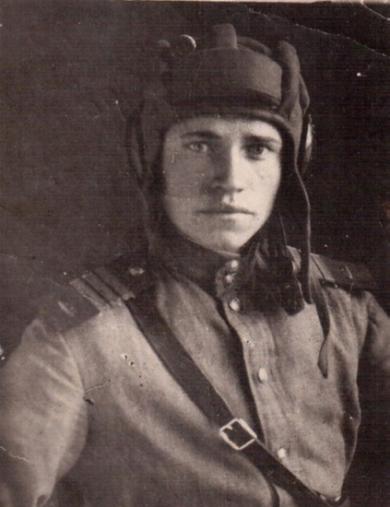 Захаров Ананий Кириллович