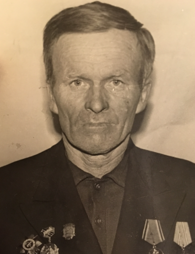 Островский Василий Антонович