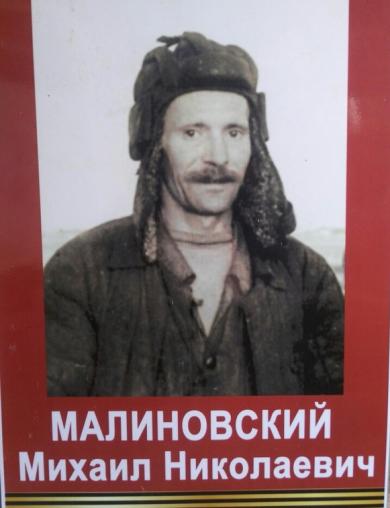 Малиновский Михаил Николаевич