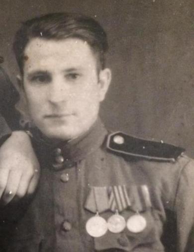 Савёлов Михаил Антонович