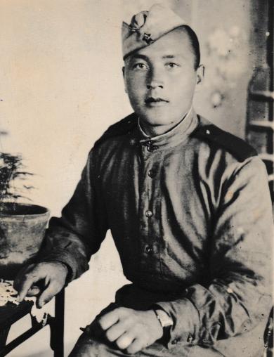Капичников Андрей Федорович