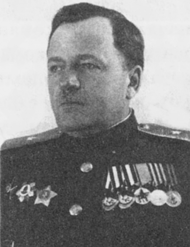 Артамонов Иван Иванович