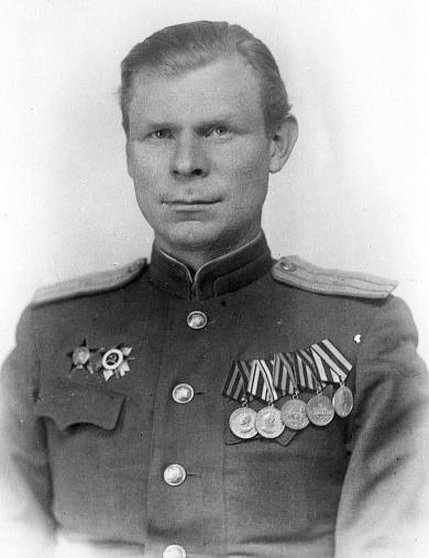 Захаров Евгений Павлович