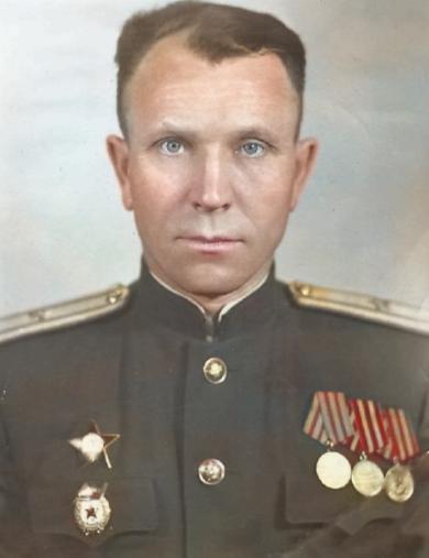 Баданов Дмитрий Григорьевич