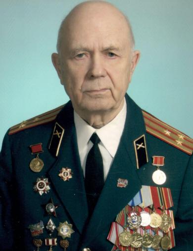 Бородулин Михаил Лазаревич