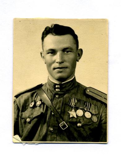 Самодуров Тимофей Андреевич