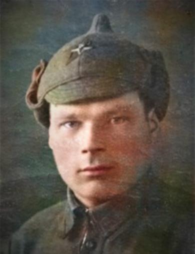 Банников Егор Спиридонович