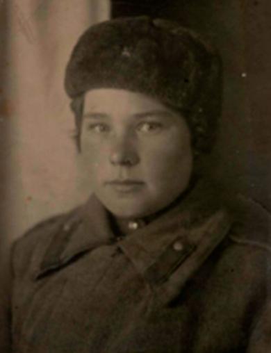 Овчинникова (Горельцева) Анастасия Павловна