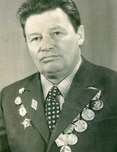 Канев Иван Андронович