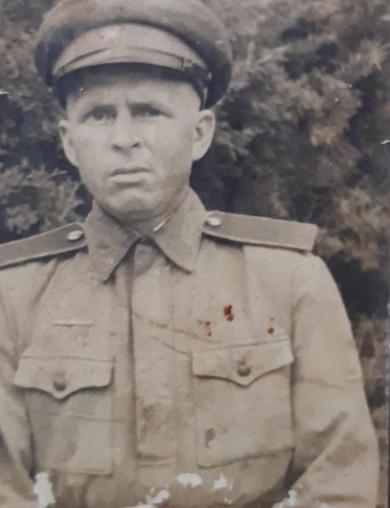 Контаренко Фёдор Ильич