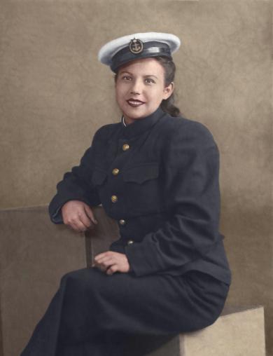 Полковникова Валентина Ильинична