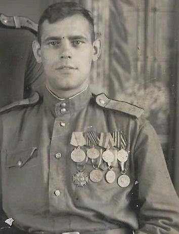 Кузьмин Павел Петрович