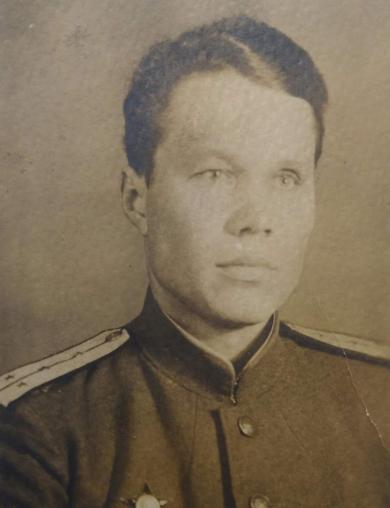 Ожарёнков Алексей Степанович