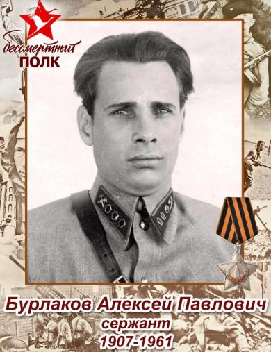 Бурлаков Алексей Павлович
