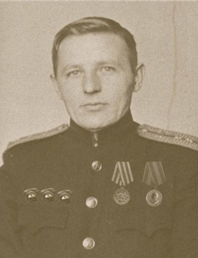 Малышев Степан Степанович