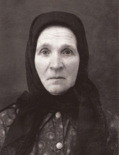 Атаманова Мария Ивановна