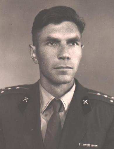 Чебезков Иван Васильевич