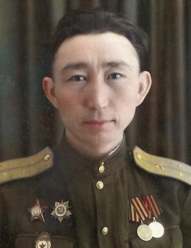 Калилаханов Танирберген