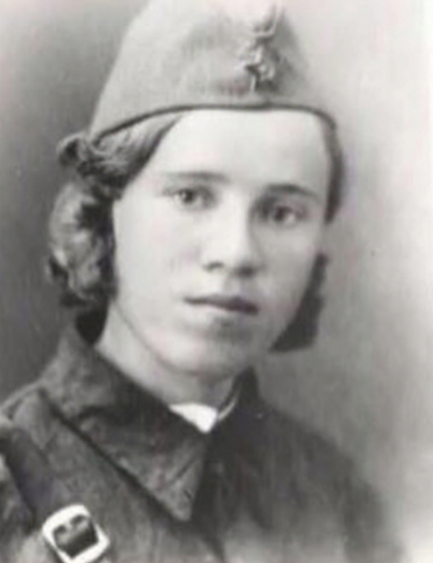 Турушкина Мария Александровна