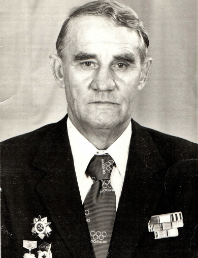 Шабанов Александр Дмитриевич