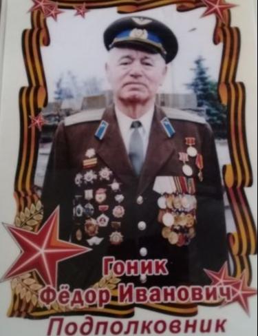Гоник Федор Иванович