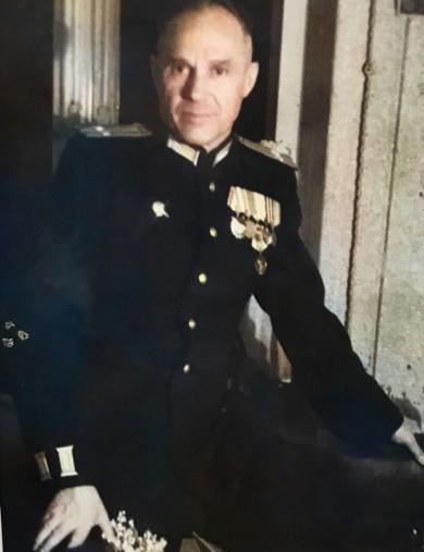 Сычев Василий Алексеевич