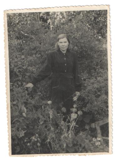 Плохина(Коваленко) Елизавета Лукинична