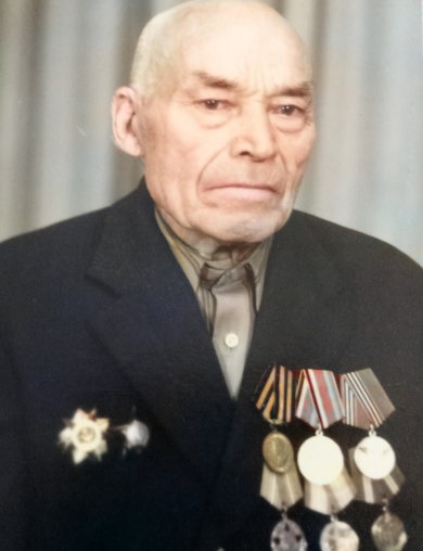 Стефинов Иван Степанович