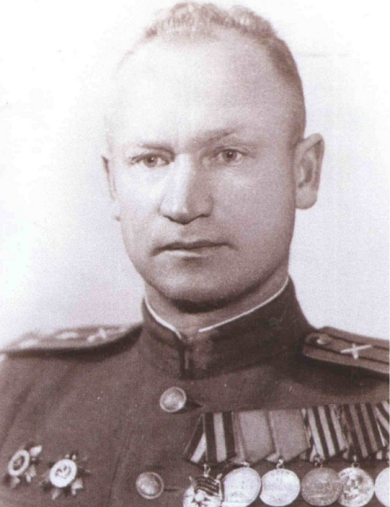 Тишин Пётр Семёнович