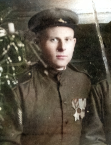Юркин Алексей Терентьевич
