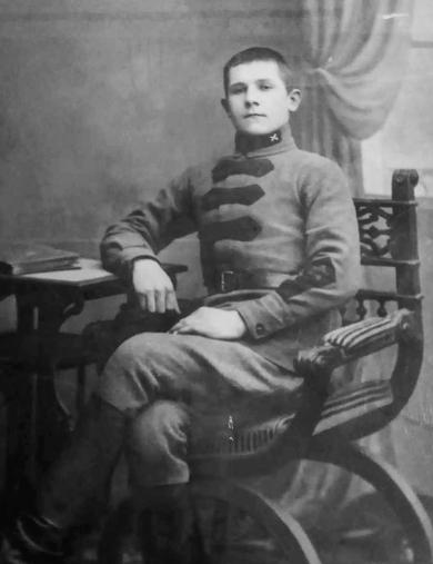 Белов Николай Адамович