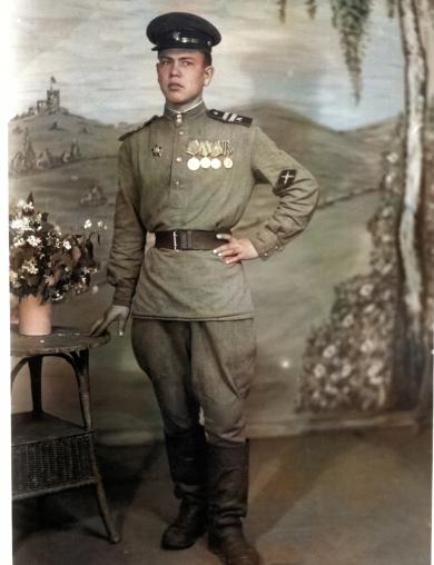 Калимуллин Салиман Шамсиевич