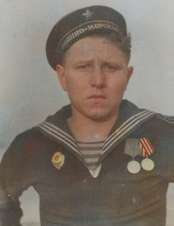 Лужков Александр Андреевич