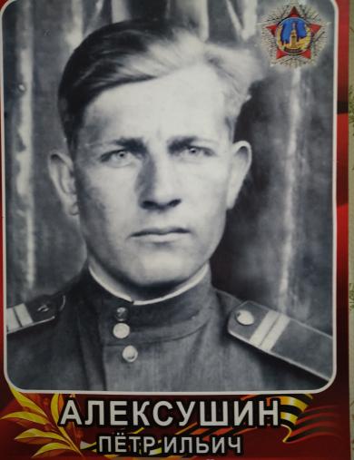 Алексушин Петр Ильич