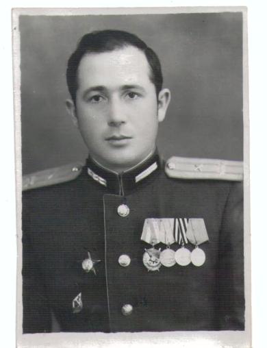 Левин Яков Давыдович