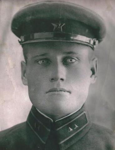 Лахтин Агафангел Григорьевич
