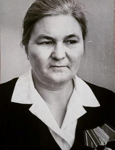 Балашова Зинаида Егоровна