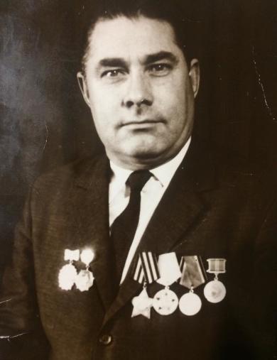 Спесивцев Яков Егорович